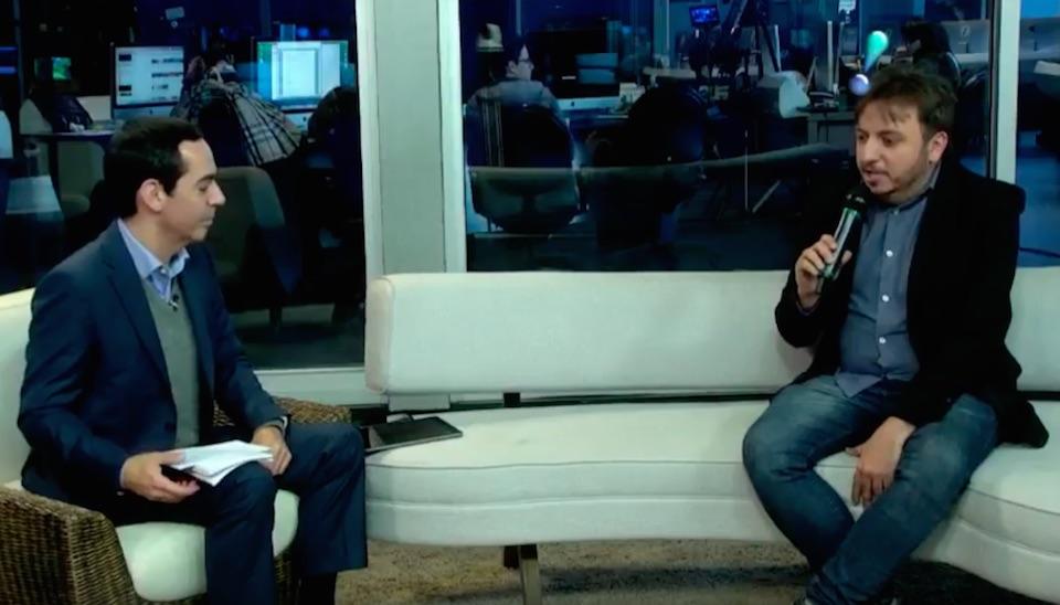 Chefe de redação transmídia Felipe Vergili detalha cobertura de debate multiplataforma