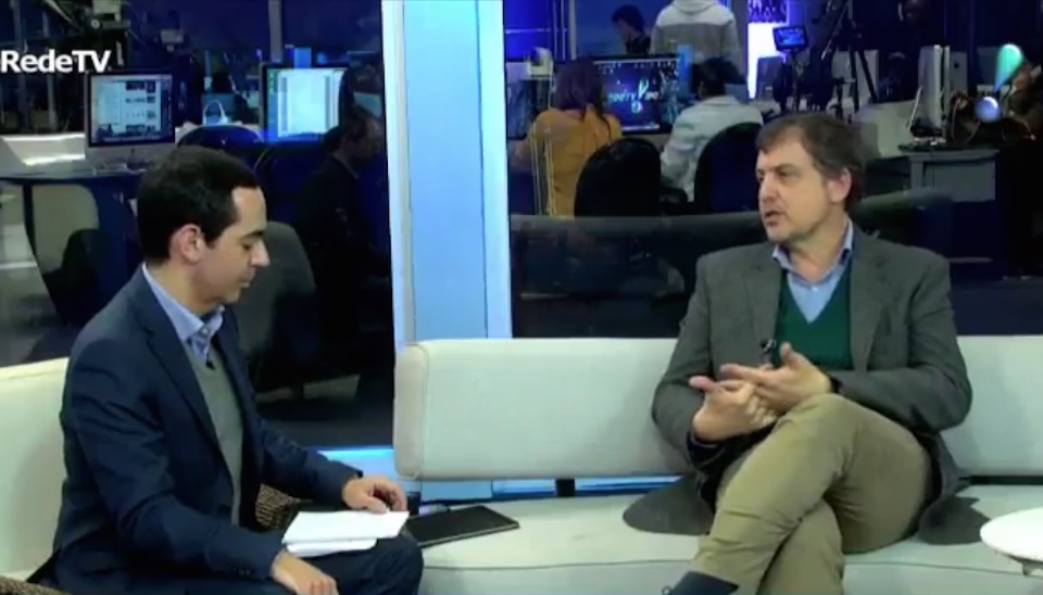 Nelson Marconi, coordenador do plano de governo de Ciro Gomes (PDT)