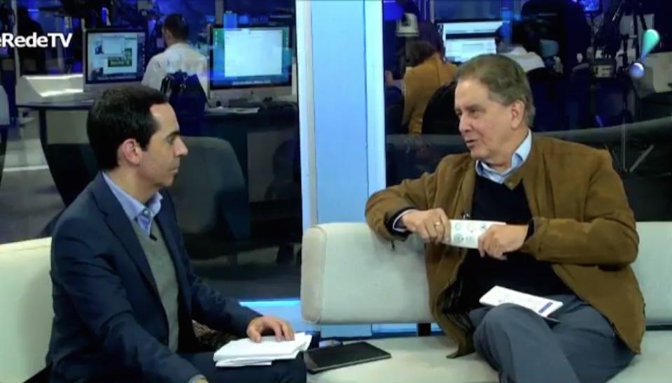 Em live com representantes dos partidos, Mauro Tagliaferri entrevista Paulo Rabello de Castro, candidato a vice-presidente na chapa de Alvaro Dias (Podemos)
