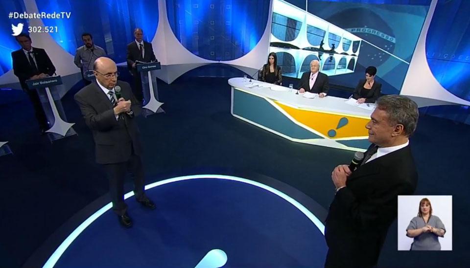 Este foi o maior debate multiplataforma já realizado pela TV brasileira, com iniciativas nas redes sociais que mostraram, em tempo real, a reação do público às ações dos candidatos