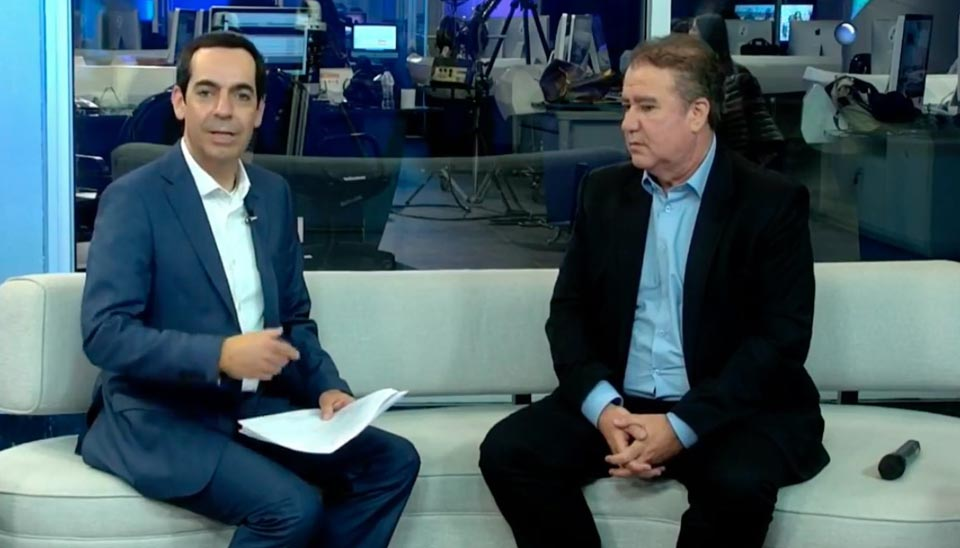 Jonas Donizette Representante de Márcio França (PSB) e Prefeito de Campinas
