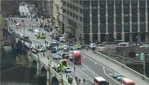 Terror em Londres: veja fotos do ataque na Ponte de Westminster