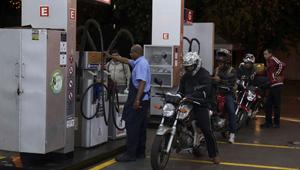 Confira imagens da greve dos caminhoneiros no Brasil