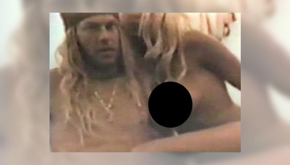 O vídeo de Pamela Anderson fazendo sexo com o ex-marido, Tommy Lee, é um dos mais conhecidos entre as sex tapes de celebridades