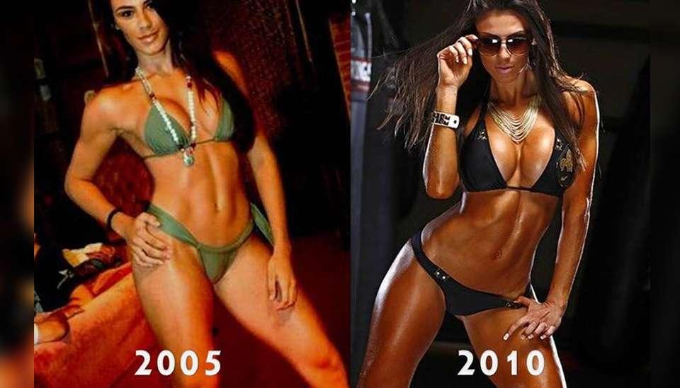 Excepcional Carol Saraiva: Conheça a musa fitness que tem a perna torta e era  FS55