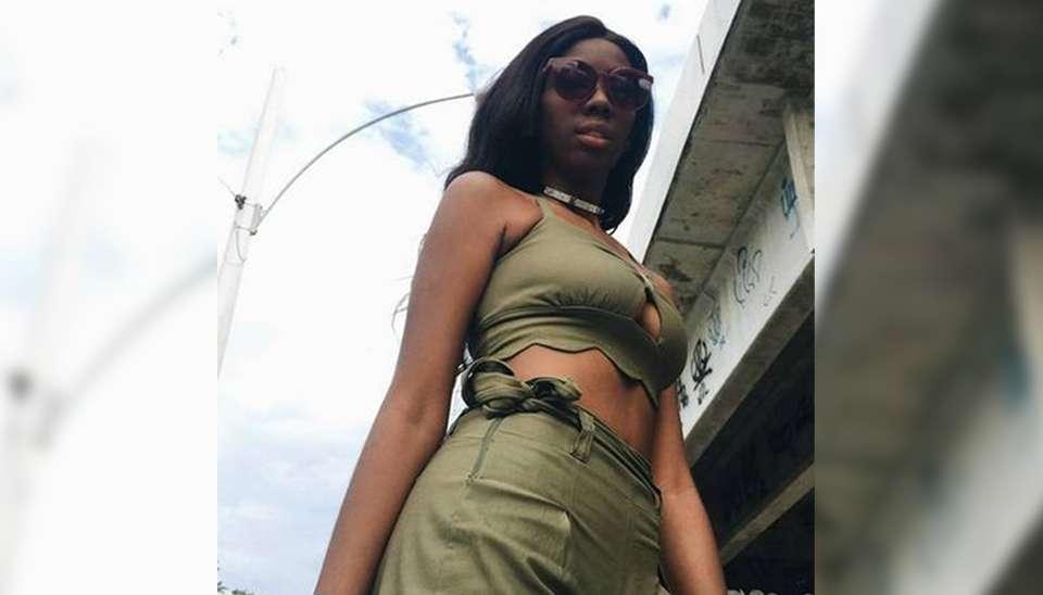 Luane Sales, irmã caçula da cantora Ludmilla, fez seu primeiro fotográfico e divulgou o resultado nas redes sociais. A jovem de 19 anos faz sucesso na web e chama atenção pela semelhança com a estrela do funk