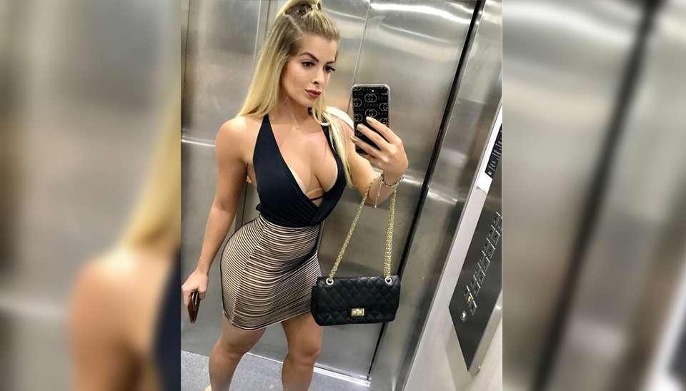 Jaqueline: nascida em Rondônia, tem 23 anos e já foi Miss. A loira revelou curiosidades sobre sua vida: já foi a uma festa com Neymar, gosta de homens gordinhos e namorou com um boxeador famoso