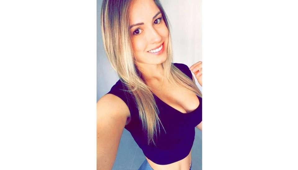 Jéssica: Santa Catarina, 26 anos. Ela é personal trainer, já conheceu Ronaldinho Gaúcho e usou aplicativos de paquera na Europa