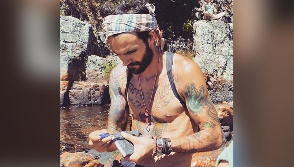 Wagner: 35 anos, Paraná. Ele é tatuador e tem 43 tattoos espalhadas pelo corpo, já foi apaixonado pela Sandy na adolescência e tem dois filhos