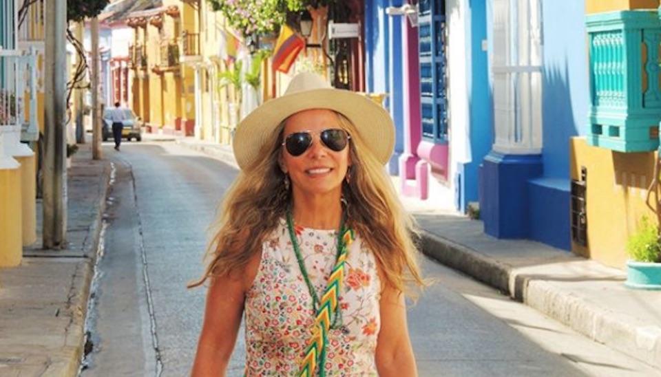 """""""Cartagena é uma cidade linda e aconchegante, que faz você se sentir em casa"""""""