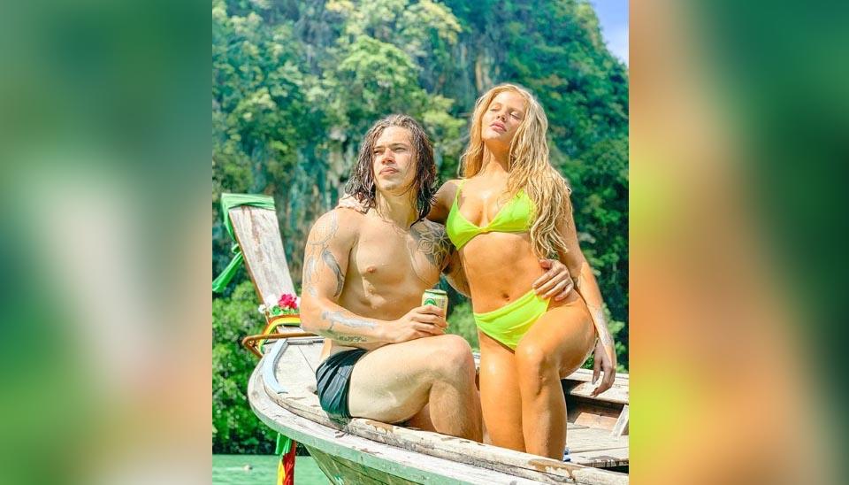 Ao lado do marido, o youtuber Whindersson Nunes, a cantora compartilhou nas rede sociais muitas fotos curtindo a natureza e diversas cenas inusitadas, como alguns cliques com os macacos na Monkey Beach. Confira a seguir!