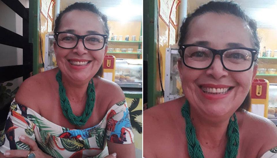 Tereza, de 52 anos, é psicanalista e técnica de enfermagem. A pernambucana de Arcoverde atualmente está solte e já se casou seis vezes. Além disso, é mãe de dois filhos.