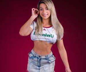 """""""Musa do Fluminense"""" comemora boa fase e elege Fred o jogador mais bonito do Brasil"""