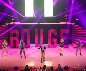 Banda Rouge se apresenta no Rio de Janeiro em show comemorativo de 15 anos