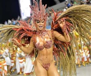 Musa mais sarada do Carnaval 2017, Priscila Santtana desfilará pela X-9