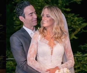 Veja cliques emocionantes do casamento de Ticiane Pinheiro e César Tralli