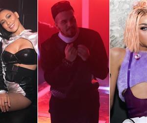 Simone e Simaria, Luan Santana e Pabllo Vittar mostram bastidores de clipe