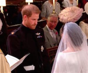 Veja as imagens que marcaram o Casamento Real