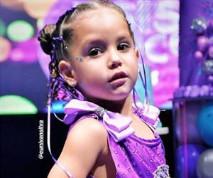 Filha de Wesley Safadão de Thyane Dantas ganha festa de aniversário de quatro anos