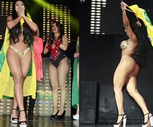 Saiba mais sobre Ellen Santana, campeã do concurso Miss Bumbum 2018