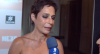 """Andréa Beltrão sobre interpretar Hebe em filme: """"Avenida de dificuldades"""""""