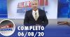 Alerta Nacional (06/08/20) | Completo