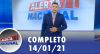 Alerta Nacional (14/01/21) | Completo