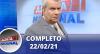Alerta Nacional (22/02/21) | Completo