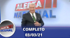Alerta Nacional (03/03/21) | Completo