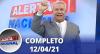 Alerta Nacional (12/04/21) | Completo