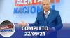 Alerta Nacional (22/09/21) | Completo