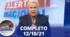 Alerta Nacional (12/10/21) | Completo
