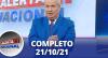 Alerta Nacional (21/10/21) | Completo