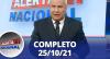 Alerta Nacional (25/10/21) | Completo