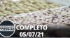 Desvendando Cozinhas: Refeições de um prisão (05/07/21) | Completo