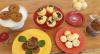 Edu Guedes prepara receitas saudáveis para as crianças