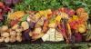 Confira como preparar churrasco de legumes e vegetais