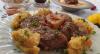 Edu Guedes prepara receitas de picadão de músculo e ossobuco com polenta