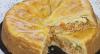 Convidada de Edu Guedes prepara receitas de tortas