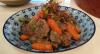 Convidado de Edu Guedes faz carne de panela, frango, linguiça e carneada