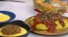 Edu Guedes ensina a preparar receitas de polenta