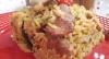 Convidado de Edu Guedes faz receitas de paella, moela, lombo e sobrecoxa