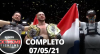 RedeTV Extreme Fighting (07/05/21) | Completo