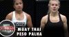 Muay Thai - Feminino: Jackie Buntan x Ekaterina Vandaryeva