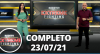 Extreme Fighting (23/07/21) | Completo
