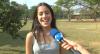 """Medo dá, mas quis enfrentar"", diz menina sobre desafio mortal da internet"