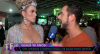Lívia Andrade comenta saúde de Silvio Santos: