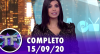 TV Fama (15/09/20) | Completo