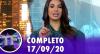 TV Fama (17/09/20) | Completo