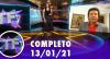 TV Fama (13/01/21) | Completo
